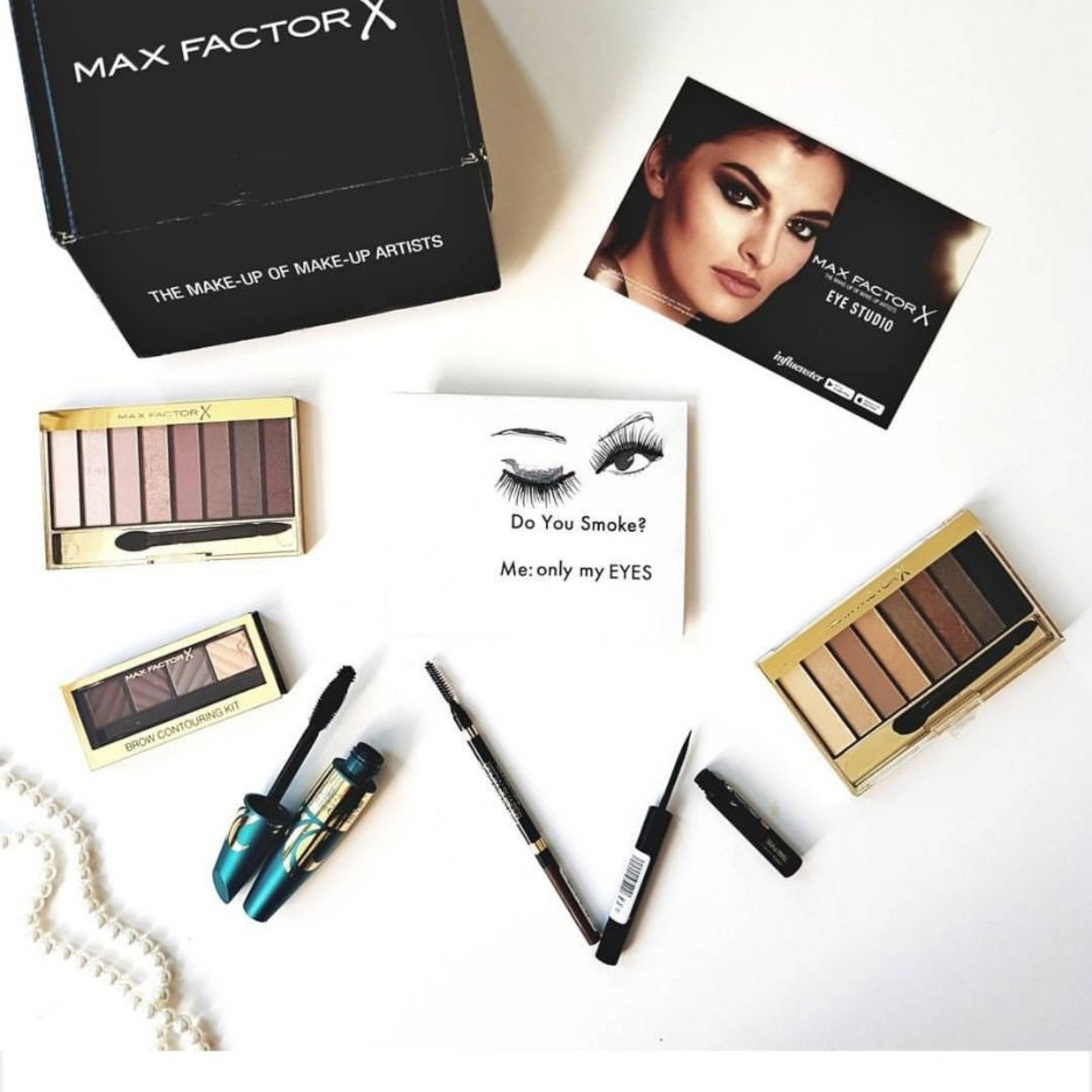Max Factor Vox Box Review