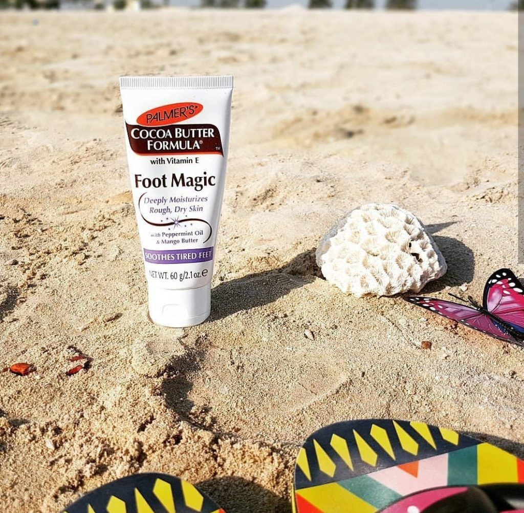 Cocoa Butter formula Foot Magic by Palmer's