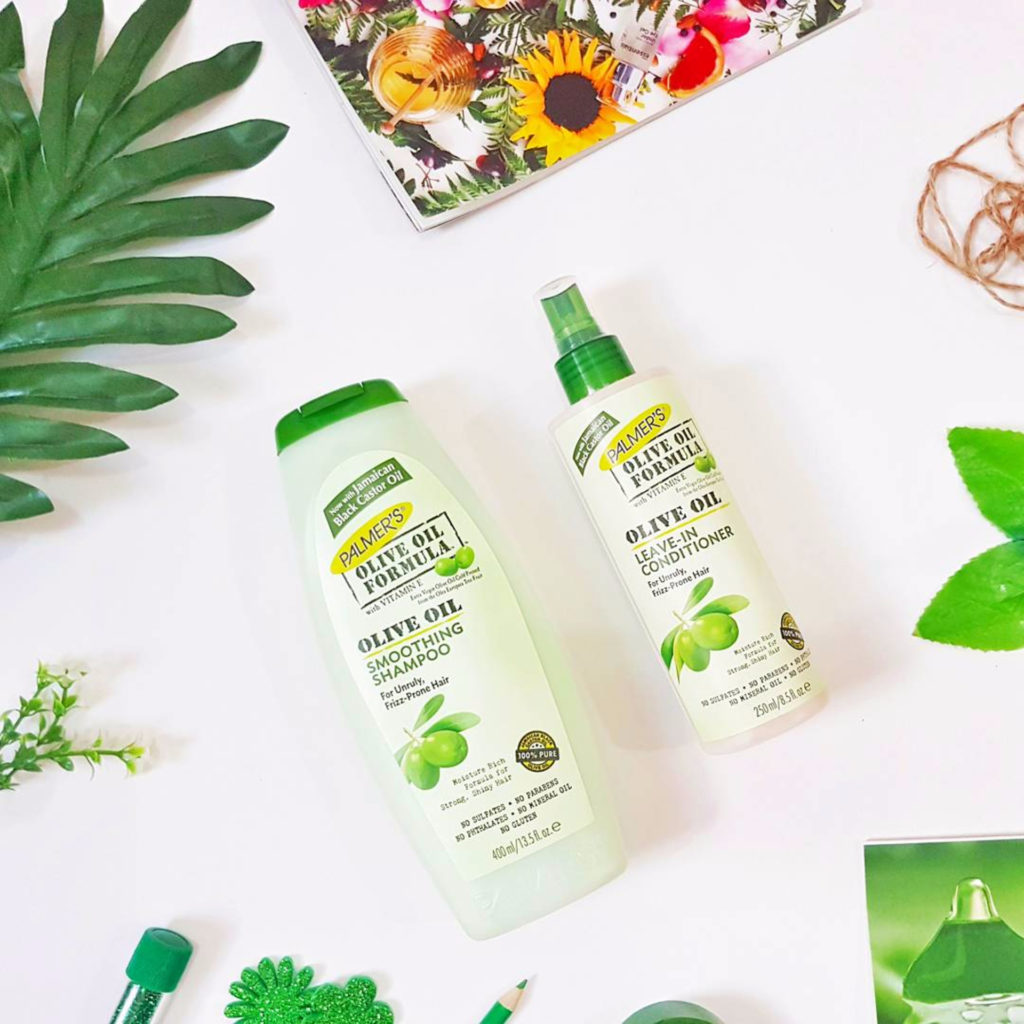 Palmers Olive Oil Shampoo and Conditioner