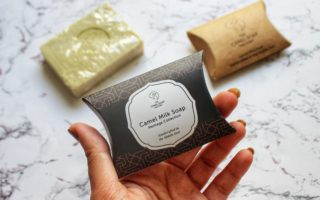 Review for Camel Soap