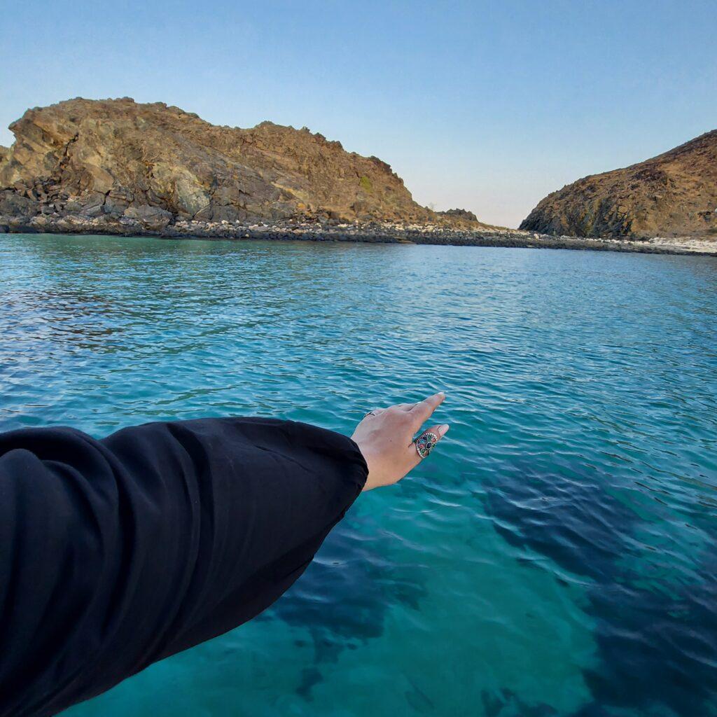 Shark Island Khorfakkan