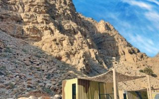 Bear Grylls Explorers Camp in Ras Al Khaimah